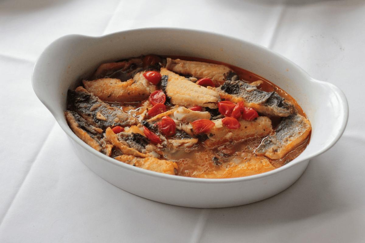 Restaurant Frankfurt Atelier - Fischrestaurants Frankfurt - italienische Zubereitung