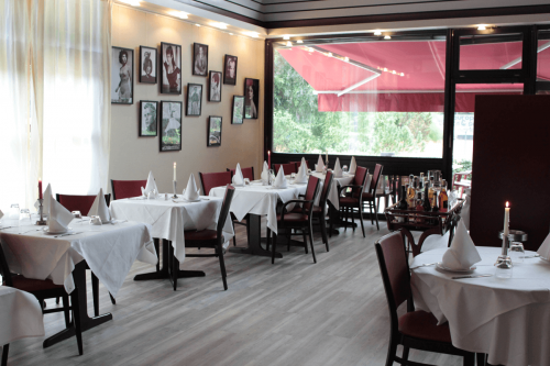 italienische Restaurant Frankfurt Atelier - Hochzeitsfeier abhalten