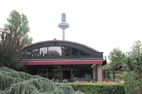 Restaurant Frankfurt Atelier - Essen am Fernsehturm von Frankfurt