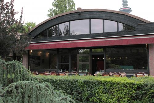 Restaurant Frankfurt Atelier - Essen am Fernsehturm von Frankfurt Ginnheim