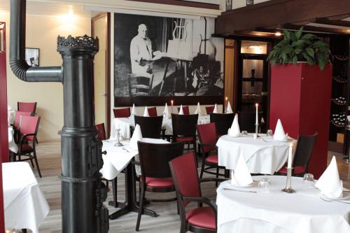Restaurant Frankfurt Atelier - Fischrestaurant frankfurt