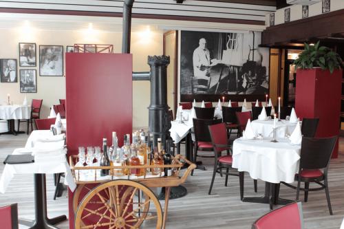 Restaurant Frankfurt Atelier - Ausgefallene Restaurants Frankfurt