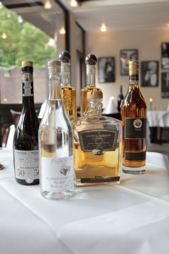 Restaurant Frankfurt Atelier - Guter Whiskey