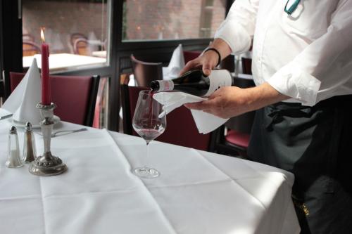 Restaurant Frankfurt Atelier - italienische Weine in Frankfurt